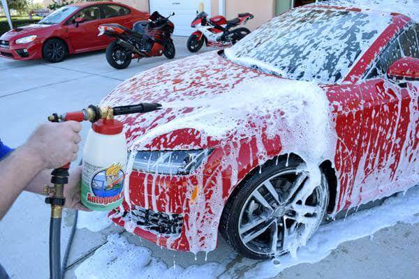 Service CRM car washing